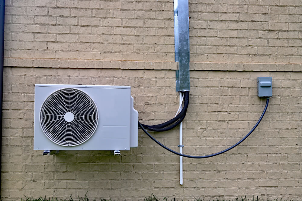 Split aircosysteem